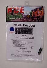 NCE 524-128-E * N141P Decoder * NIB