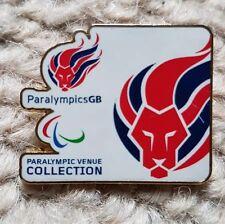 London 2012 PARAOLIMPICI pin badge