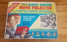 KENNER'S EASY SHOW MOVIE PROJECTOR  CAPTAIN AMERICA 1967