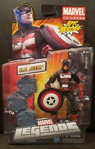 US Agent Marvel Legends