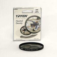 Tiffen 72mm Neutral Density Filter 0.3 (ND2 1-stop) - NEW