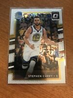 2017-18 Donruss Optic Stephen Curry Base #46