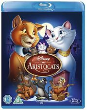 The Aristocats [Blu-ray] [Region Free] -  CD DAVG The Fast Free Shipping