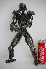 American Football (A)  Metal Sculpture Gift for Anniversary Scrap Metal Arts