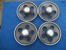 Mopar Rally Wheel center caps
