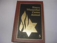 Simon Wiesenthal Center Annual 5 HOLOCAUST