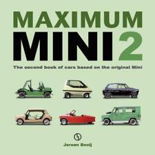 Maximum Mini 2 - The second book of cars based on the original Mini