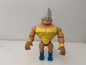 "Disney Pixar Mattel Toy Story Weight Lifting Rocky Gibraltar 5"" Figure Rare Toy"