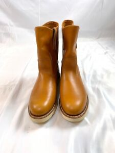New Limited Red Wing 9866 Irish Setter Pecos Gold Russet Sequoia boots 10.5E