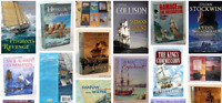 Nautical Fiction ebook Collection 200+ ebooks epub mobi