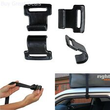 Auto Car Roof Clips Racks Luggage Carrier Bag Clip Holder Soft Shell Vehicles