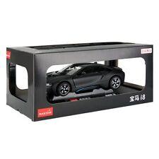 1/24 Black BMW I8 Alloy Sports Car Model Ornaments, gifts&kid toys
