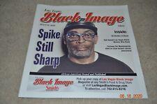 Spike Lee Black Image Magazine