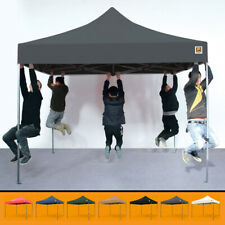 More details for gorilla gazebo ® pop up 3x3m heavy duty waterproof commercial grade with canopy