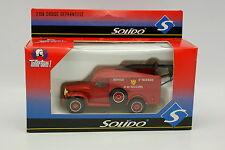 Solido Pompiers 1/50 - Dodge Dépanneuse SDIS