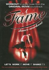 A FAME DANCE WORKOUT DVD - WORKOUT TO GREAT MUSIC FROM THE ORIGINAL MOVIE