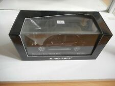 Minichamps Mercedes ML63 AMG 2008 in Black on 1:43 in Box