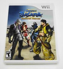 SENGOKU BASARA Samurai Heroes 💥 (Nintendo Wii) BRAND NEW SEALED MINT ULTRA RARE