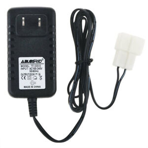 Charger AC Adapter For KT1123TR KT1123 KID TRAX Minnie Mouse Ride On 6V Battery