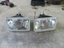82-92 Camaro 4X6 Diamond Cut Sealed Beam Headlights