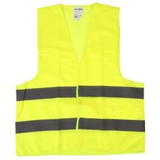 SAFETY VEST LARGE - Yellow Tolsen Reflector Vest