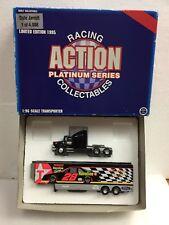 Action Platinum Series Winston Cup Texaco Dale Jarrett #28 Transporter 1:96 -NIP