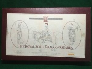 BRITAINS 5290 THE ROYAL SCOTS DRAGOON GUARDS