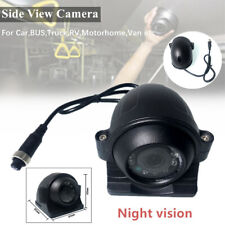 4Pin Video Output Connector Side View Camera Reversing Image Night Vision RV Bus