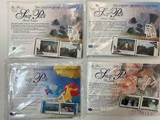 Lot 4 Creative Memories Snap Packs Travel Fun Sun Wedding Scrapbooking kit