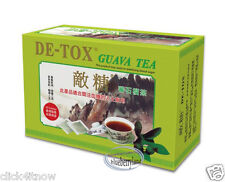 De-Tox Guava Tea 2.7g X 90 teabags Detox and Stabilize Blood Sugar Diabetics