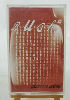 "Bush ""Sixteen Stone"" Cassette Tape Trauma/Atlantic Records #92531-4 Circa 1994"