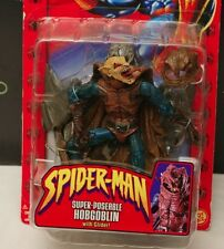 Spider Man Super-Poseable Hobgoblin With Glider