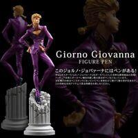 JoJo's Bizarre Adventure Golden Wind Giorno Giovanna Figure Pen Pvc Model Toys