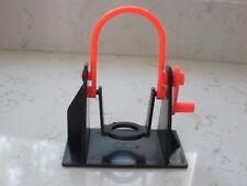vintage Fisher Price little people jump rope swing black orange NICE