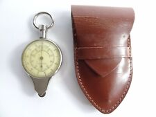 New ListingGerman Opisometer Nautical Compass With Leather Case Vintage