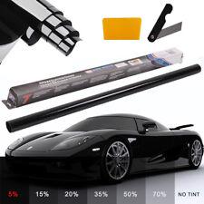 PRO LIMO BLACK 5% CAR WINDOW TINT ROLL 6M x 76CM FILM TINTING ANTI-SCRATCH