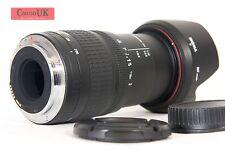 SIGMA 28-200 mm ASPHÉRIQUE Si Hyperzoom Objectif-Pour Canon reflex numériques * Gratuit P & p *