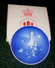 Bing & Grondahl Mother's Day Plate - 1973 - Ducks - MIB