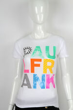 Paul Frank -LARGE- $29 White Text Tee Paul Frank Funky Letters T-Shirt - NWT LRG