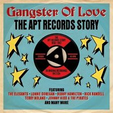 GANGSTERS OF LOVE THE APT RECORDS STORY - 2 CD BOX SET