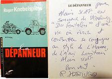 CRIME/KNOBELSPIESS/LE DEPANNEUR/LE MASQUE/2003/QHS/PRISONS/ENVOI A ALAIN SCOFF