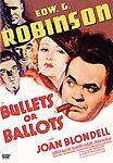 Bullets or Ballots (DVD, 2006) Humphrey Bogart , Edward G Robinson  BRAND NEW