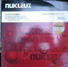 "CLUBCUTZ VOL. 7  - 12"" Single PS"