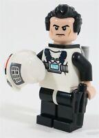 LEGO STAR WARS CANTINA BOSHEK PILOT MINIFIGURE - MADE OF GENUINE LEGO PARTS