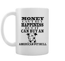 L'argent ne peut acheter le bonheur, mais il peut vous acheter un American Pit B...