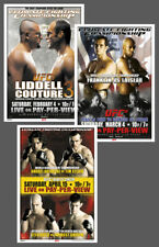 UFC 57, 58, 59 (2006) POSTERS 13x19 Licensed Reproductions w/GSP, Liddell +++