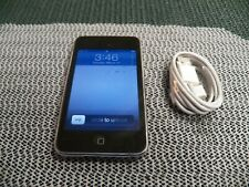 Apple iPod touch 2nd Generation Black (8 Gb) - Free Bundle & Shipping