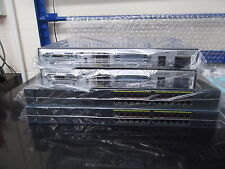 Cisco CCNA  Advanced  Lab 2 X 1841 W/WIC-1T IOS 15 + 2 X WS-C2960-24-S IOS 15