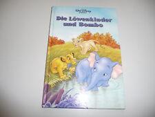"""Walt Disney präsentiert """"Die Löwenkinder und Bombo"""""""