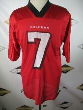 G2880 Reebok Atlanta Falcons 7 Vick  NFL-Football Jersey Size M